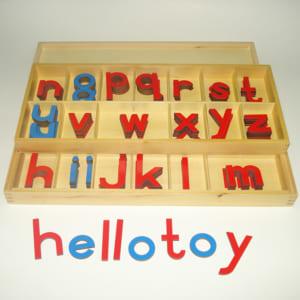 Bảng chữ cái Alphabet