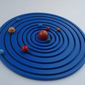 Bộ ghép hình 9 hành tinh trong hệ Mặt Trời