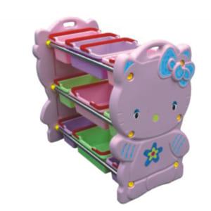 Giá để đồ chơi mèo kitty cho bé