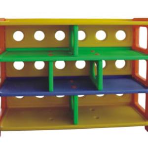 Giá để đồ chơi và hoc liệu