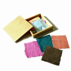 Hộp phân biệt cấu trúc vải