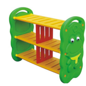 Kệ đồ chơi hình con ếch